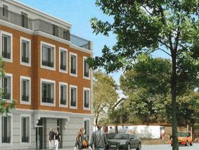 Construction de 17 logements à Maisons-Alfort (94)