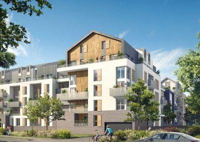 Construction de 113 logements à Villeneuve-le-Roi (94)
