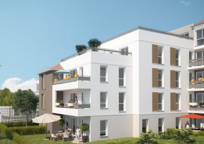 Construction de 59 logements à Livry Gargan (93)