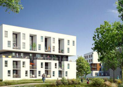 Construction de 85 logements à Ris Orangis (91)
