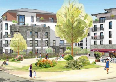 Construction de 62 logements à Pontoise (95)