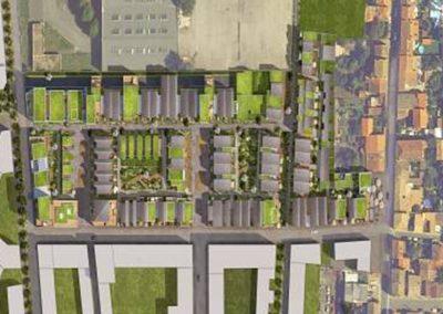 Construction de 66 logements à Bordeaux (33) – îlot B