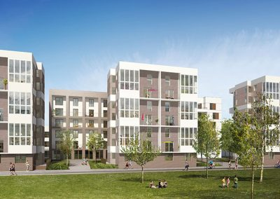 Construction de 157 logements à Athis-Mons (91)