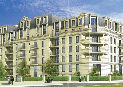 Construction de 99 logements à Clamart (92)