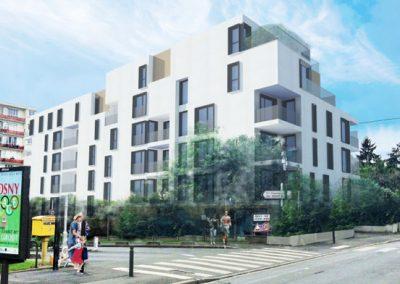 Construction de 34 logements à Rosny-sous-bois (93)