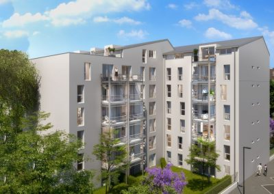 Construction de 67 logements à Trappes (78)